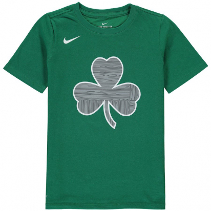 Celtics Jr i gruppen BASKET / BASKETKLÄDER JUNIOR / T-Shirts hos 2WIN BASKETBUTIK (2Z2B7NAAE-CEL)
