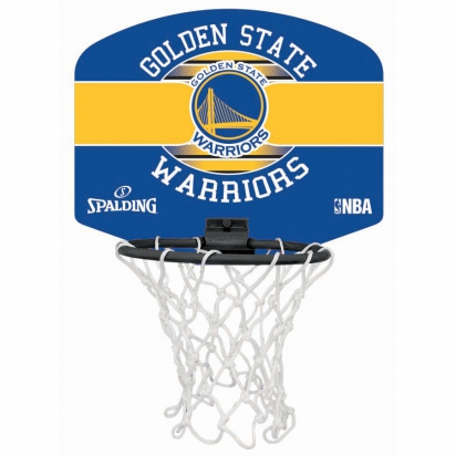 Golden State Warriors Minikorg i gruppen BASKET / NBA / Minikorgar hos 2WIN BASKETBUTIK (3001588012117)