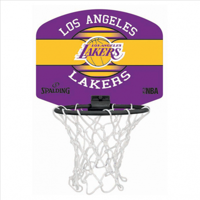 Lakers Minikorg i gruppen BASKET / BASKETKORGAR hos 2WIN BASKETBUTIK (3001588020617)
