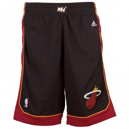 Heat Short Swingman i gruppen BASKET / NBA / Shorts hos 2WIN BASKETBUTIK (341162)