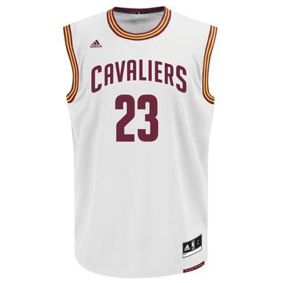 Cavaliers-LeBron Replica i gruppen BASKET / NBA / Replica hos 2WIN BASKETBUTIK (343793)