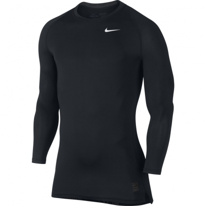 Nike Pro Training Top L/S i gruppen BASKET / BASKETKLÄDER  / Underställ hos 2WIN BASKETBUTIK (703088-010)