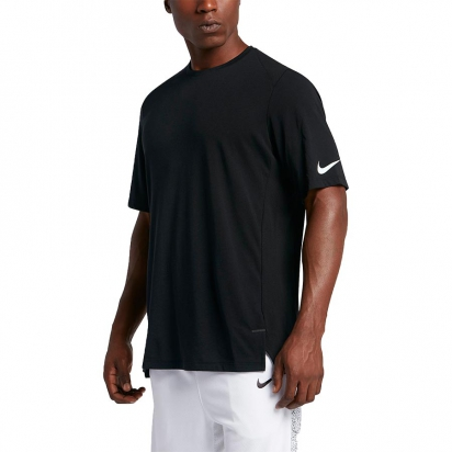Nike Elite S/S Top i gruppen BASKET / BASKETKLÄDER  / T-Shirts  hos 2WIN BASKETBUTIK (830949-010)
