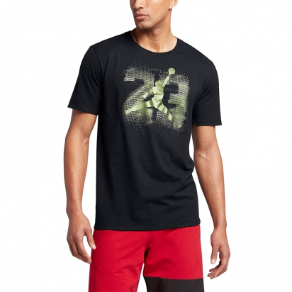 Air Jordan 13 Elevated i gruppen BASKET / JORDAN / T-Shirts hos 2WIN BASKETBUTIK (833957-010)
