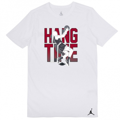 Air Jordan Hang Time Jr i gruppen BASKET / JORDAN / Junior hos 2WIN BASKETBUTIK (835803-100)