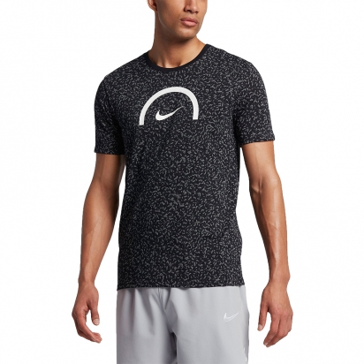 Nike Dry Basketball Verbiage 2 i gruppen BASKET / BASKETKLÄDER  / T-Shirts  hos 2WIN BASKETBUTIK (844462-010)