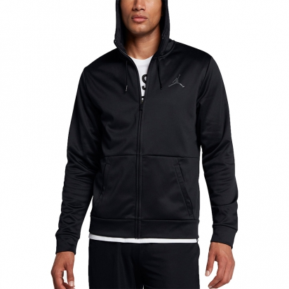 Jordan Therma 23 Alpha Zip Hoody i gruppen BASKET / JORDAN / Hoodies / Jackor hos 2WIN BASKETBUTIK (872875-010)