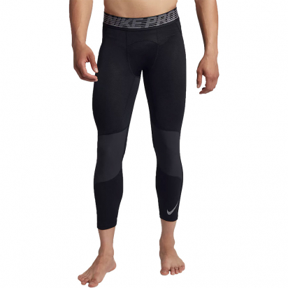 Nike Pro Hypercool 3/4 Tights i gruppen BASKET / BASKETKLÄDER  / Underställ hos 2WIN BASKETBUTIK (891835-010)