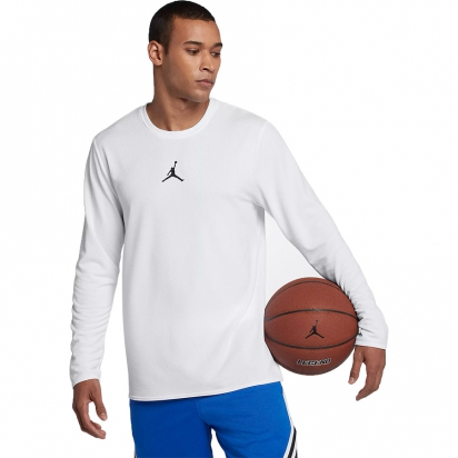 Jordan Ultimate Flight L/S i gruppen BASKET / BASKETKLÄDER  / Långärmade t-shirts hos 2WIN BASKETBUTIK (899373-100)