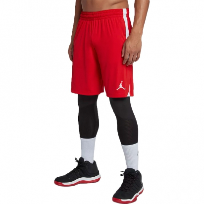 Jordan Dri-Fit 23 Alpha Short i gruppen BASKET / JORDAN / Shorts hos 2WIN BASKETBUTIK (905782-657)