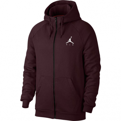 Jordan Jumpman Fleece Zip Hoody i gruppen BASKET / JORDAN / Hoodies / Jackor hos 2WIN BASKETBUTIK (939998-652)