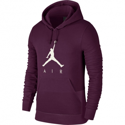 Jordan Jumpman Air Fleece Hoody i gruppen BASKET / JORDAN / Hoodies / Jackor hos 2WIN BASKETBUTIK (942775-609)