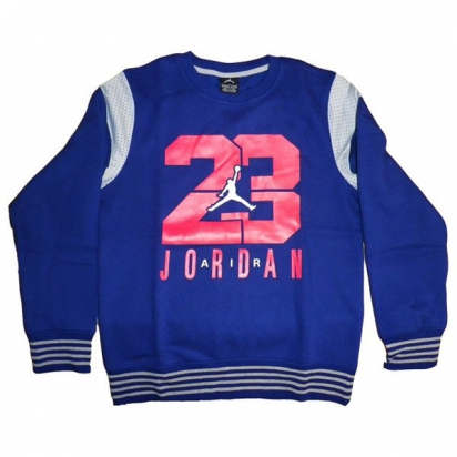 Jordan Free Crew Jr i gruppen BASKET / JORDAN / Junior hos 2WIN BASKETBUTIK (953573-U1A)