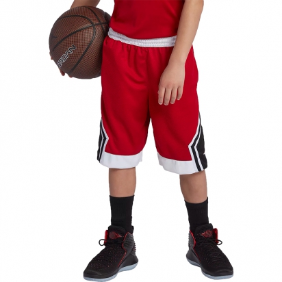 Jordan Flight Diamond Short Jr i gruppen BASKET / JORDAN / Junior hos 2WIN BASKETBUTIK (954733-R78)