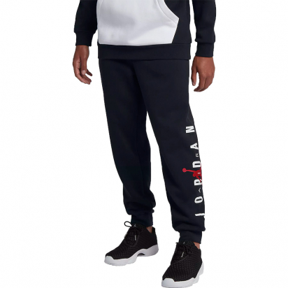 Jordan Jumpman Air GFX Fleece Pant i gruppen BASKET / JORDAN / Mjukisbyxor hos 2WIN BASKETBUTIK (AA1454-010)