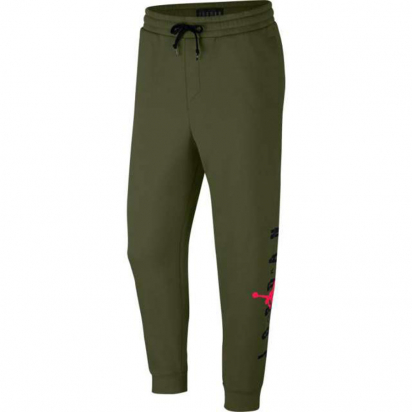 Jordan Jumpman Air GFX Fleece Pant i gruppen BASKET / JORDAN / Mjukisbyxor hos 2WIN BASKETBUTIK (AA1454-395)