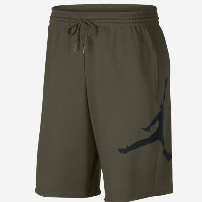 Jordan Jumpman Air Fleece Short i gruppen BASKET / JORDAN / Shorts hos 2WIN BASKETBUTIK (AQ3115-395)