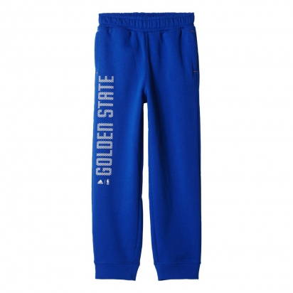 Golden State Warriors Pant Jr i gruppen BASKET / BASKETKLÄDER JUNIOR / Träningsbyxor hos 2WIN BASKETBUTIK (AX7805)