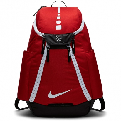 nike elite backpack red