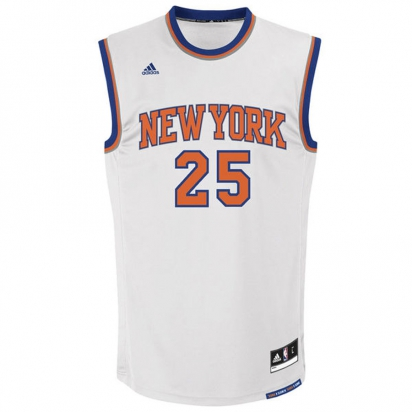Knicks-Rose Swingman i gruppen BASKET / NBA / Swingman hos 2WIN BASKETBUTIK (CB9701)