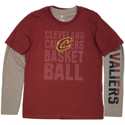 Cavaliers Combo Pack Jr i gruppen BASKET / BASKETKLÄDER JUNIOR / T-Shirts hos 2WIN BASKETBUTIK (EK2B7BAP3-CAV)