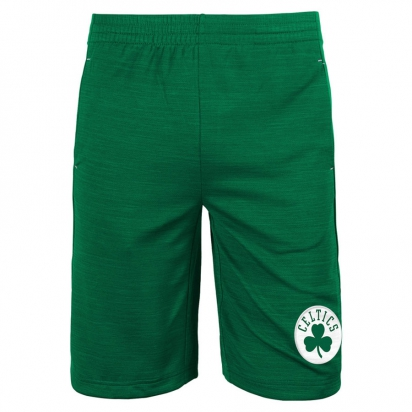 Celtics Free Throw Short Jr i gruppen BASKET / BASKETKLÄDER JUNIOR / Shorts hos 2WIN BASKETBUTIK (EK2B7BBAL-CEL)
