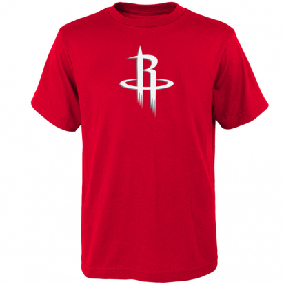 Rockets Jr i gruppen BASKET / BASKETKLÄDER JUNIOR / T-Shirts hos 2WIN BASKETBUTIK (EK2B7MK99B01-RCK)