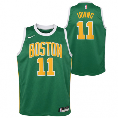 Celtics Swingman-Irving Jr i gruppen BASKET / BASKETKLÄDER JUNIOR / Tanks hos 2WIN BASKETBUTIK (EZ2B7B1CP-IRVING)
