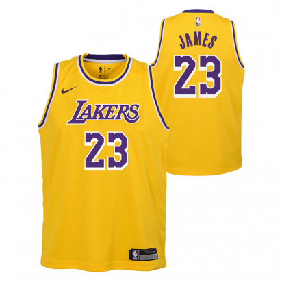 Lakers Swingman-LeBron Baby i gruppen BASKET / NBA / Baby hos 2WIN BASKETBUTIK (EZ2I1BZ6P-JAMES)