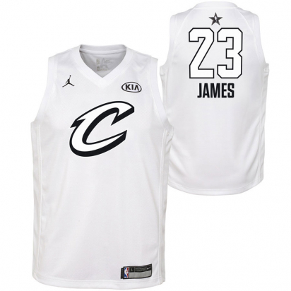All Star Cavaliers Swingman-LeBron Jr i gruppen BASKET / BASKETKLÄDER JUNIOR / Tanks hos 2WIN BASKETBUTIK (Z2B7BY4P-JAMES)