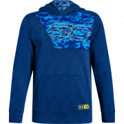 UA SC30 Fleece Hoody Jr