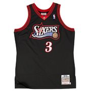 Iverson-76ers Authentic