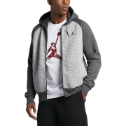 Air Jordan 3 Fleece Zip Hoody