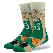 NBA Legends Cartoon Bird-Celtics Crew