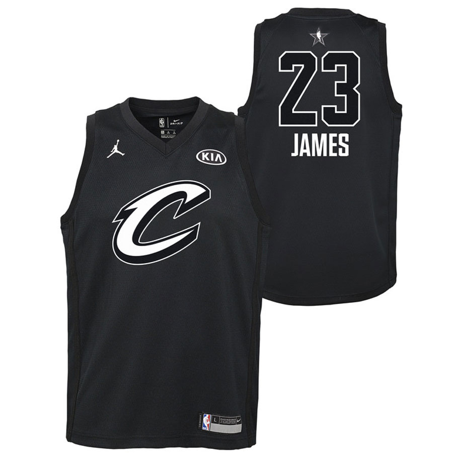 save off 7b6b4 74729 All Star Cavaliers Swingman-LeBron Jr