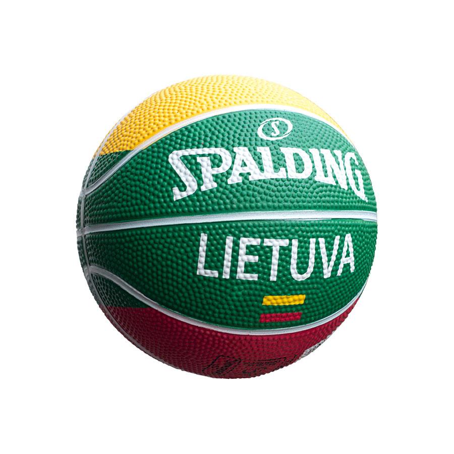 ... gruppen BASKET   BASKETBOLLAR   Spalding hos 2WIN BASKETBUTIK (350140.  Litauen (1) 8b14ff0c0c52f