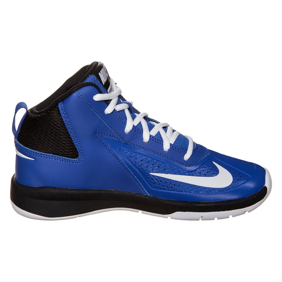 Nike Team Hustle Junior Basketball Shoes
