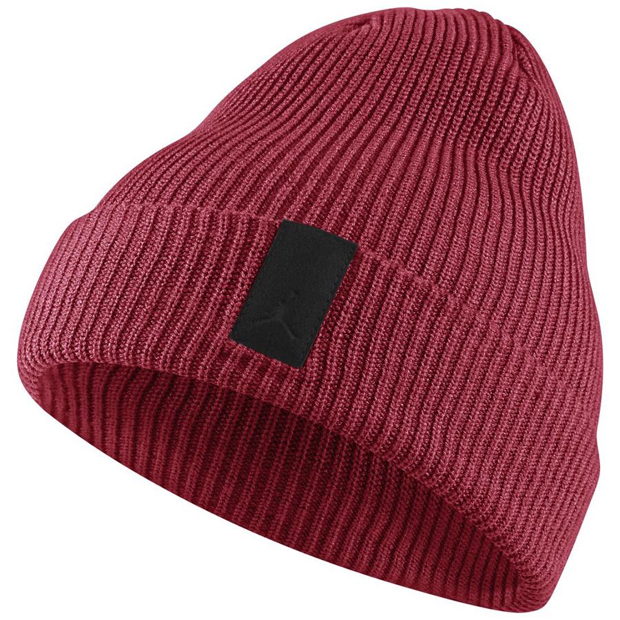 7766eaa1b4a268 JORDAN | Jordan Loose Gauge Cuff Knit Hat | at 2WIN.SE