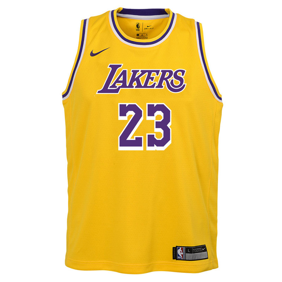 huge selection of a8717 2616c Lakers Swingman-LeBron Jr