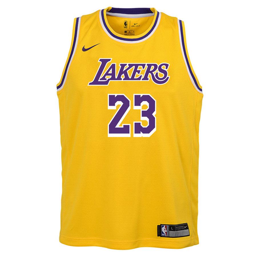 buy online 5e382 45640 Lakers Swingman-LeBron Baby
